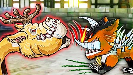 糖糖脱口秀_Abbey小熙解说-变异猫战争 我变异出大猪头,把对面的小猫吓哭了 ...